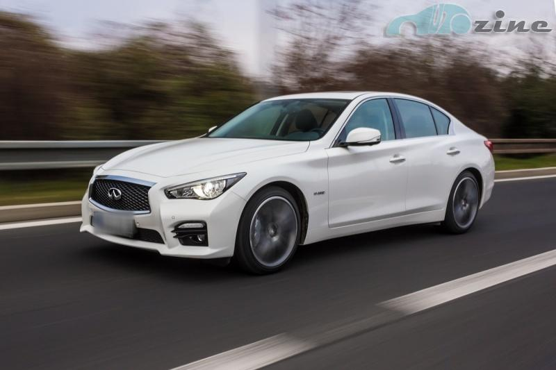 Source Article Test Infiniti Q50s Hybrid Awd