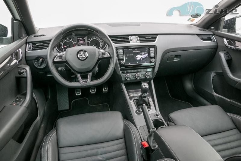 Review Mgane Gt220 Vs Octavia Combi Rs Auto Zine