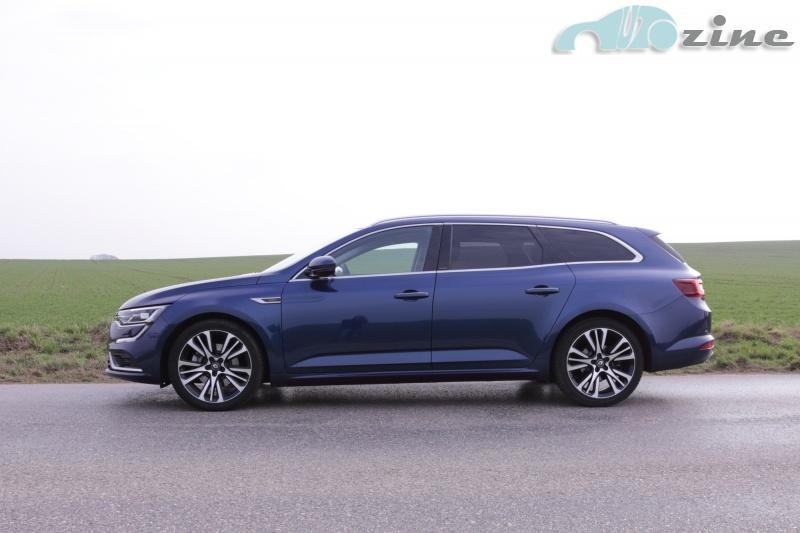 Source Article Test Renault Talisman Grandtour Initiale Paris Energy Tce 200 Edc
