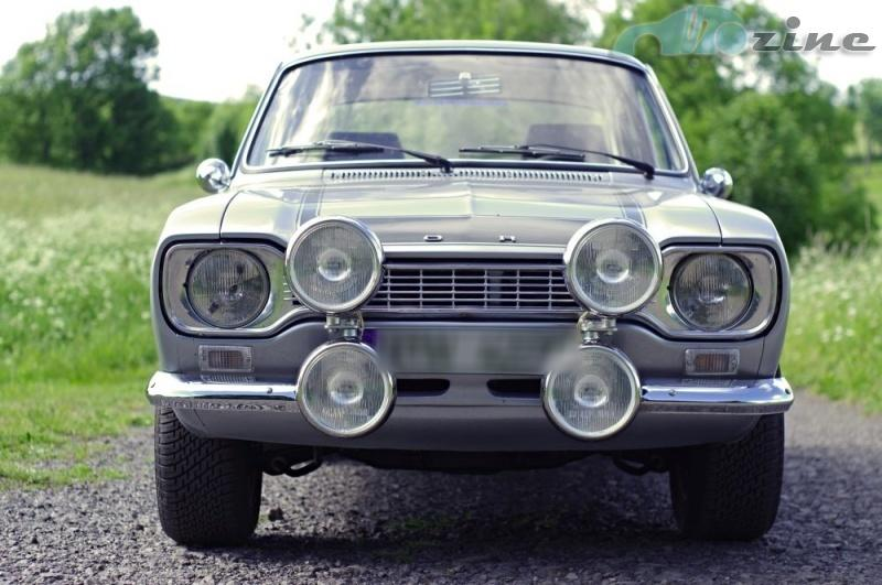 Review: Behind the wheel Legends: Ford Escort 1600 - Auto-zine